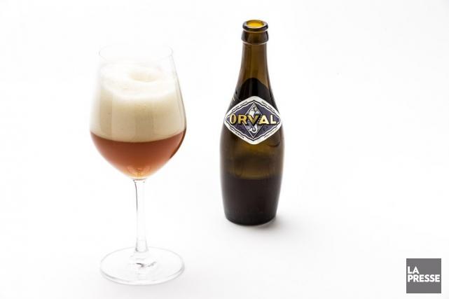 La bière Orval est vendue à la SAQ.... (PHOTO OLIVIER PONTBRIAND, LA PRESSE)