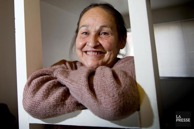Joséphine Bacon... (PHOTO ALAIN ROBERGE, ARCHIVES LA PRESSE)