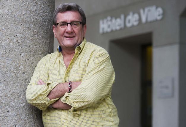 Le maire de Québec Régis Labeaume... (Photo: Andréanne Lemire Le Nouvelliste)