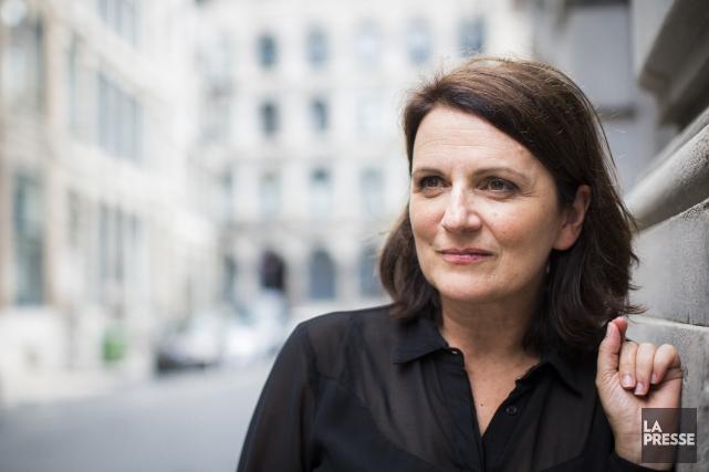 La comédienne Marie-Thérèse Fortin apparaît dans le dernier... (Photo: La Presse)