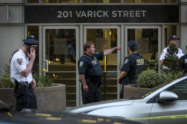C'est dans le quartier de SoHo à Manhattan,... (Photo Andrew Kelly, Reuters)