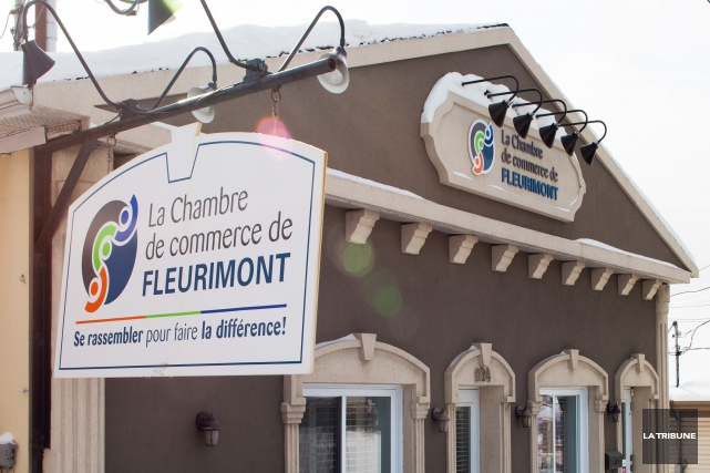 La possible conversion de la Chambre de commerce de Fleurimont (CCF) en... (Archives La Tribune)