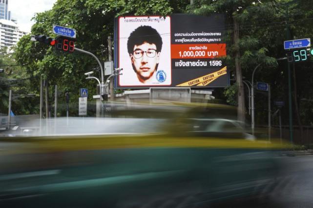 Mercredi, un mandat d'arrêt a été émis contre... (PHOTO JEROME TAYLOR, AFP)
