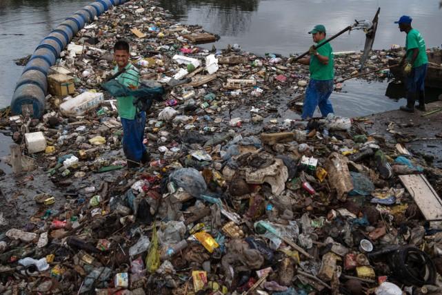 La polémique entourant la qualité de l'eau de... (Photo AFP)