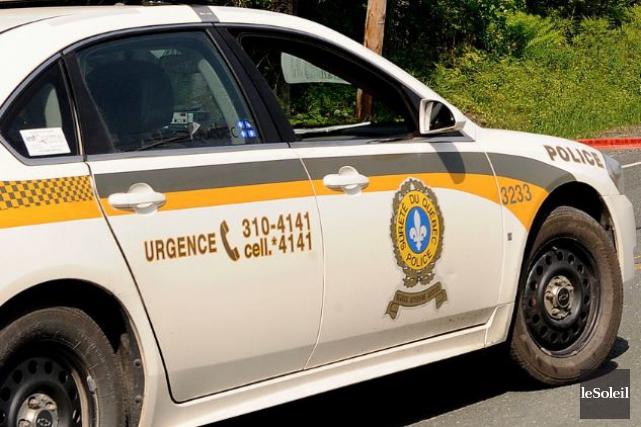Une opération policière déployée mercredi matin dans les régions de Québec et... (PHOTO ARCHIVES LE SOLEIL)