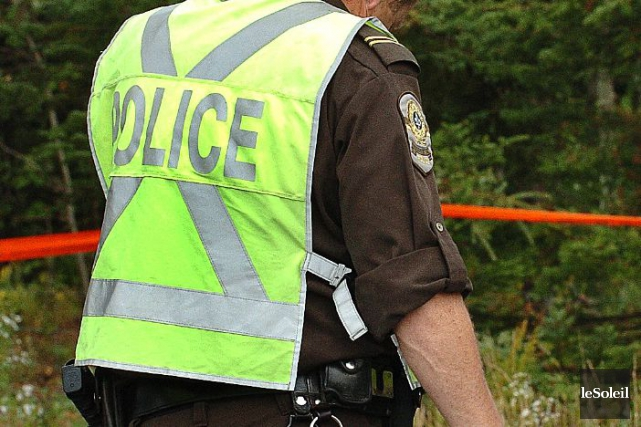 Un homme est mort dans une embardée en véhicule tout-terrain, samedi... (Photothèque Le Soleil)