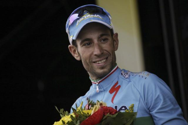 Vincenzo Nibali a remporté la 19eétape du dernier... (PHOTO KENZO TRIBOUILLARD, ARCHIVES AFP)
