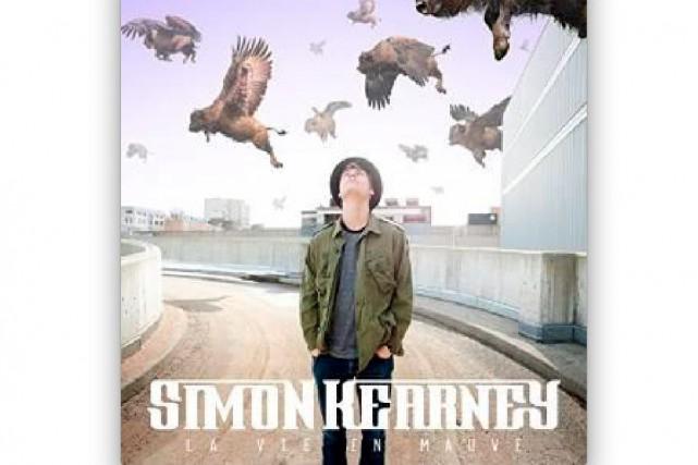 La vie en mauve, Simon Kearney...