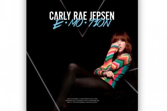 E.MO.TION Carly Rae Jepsen...