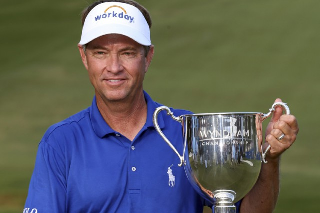 Davis Love III... (PHOTO AP)