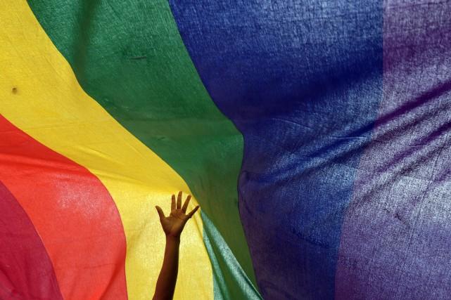Une Montréalaise serait devenue au début de l'été la première transsexuelle... (PHOTO DIBYANGSHU SARKAR, ARCHIVES AGENCE FRANCE-PRESSE)