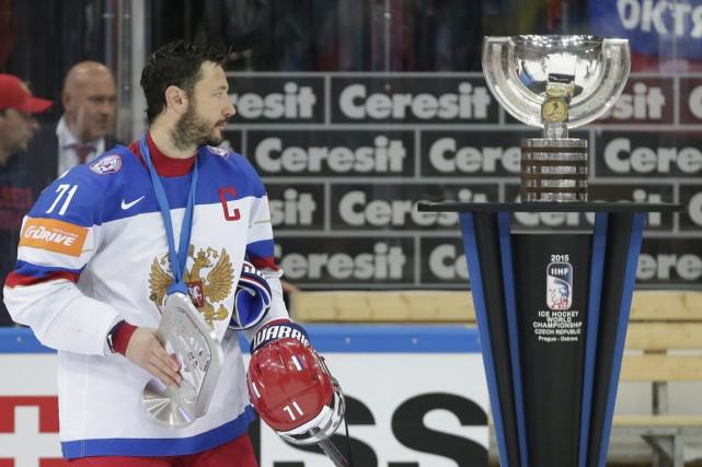 Le capitaine de l'équipe, Ilya Kovalchuk, aurait fait... (Photo Petr David Josek, archives AP)