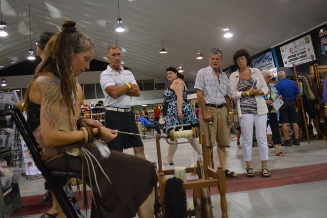 Le Festival Twist a attiré plus de 15... (Benoit Sabourin, LeDroit)