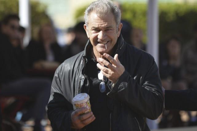 Mel Gibson photographié en juillet dernier.... (PHOTO ARCHIVES AFP)