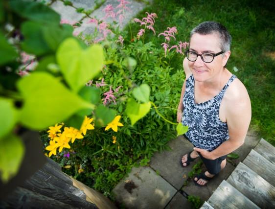 « Pour les lesbiennes, gais et bisexuels, on... (Jessica Garneau)