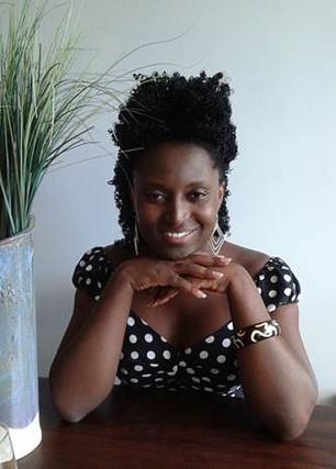 Solange A. Musanganya, à qui Boucar Diouf adresse... (PHOTO FOURNIE PAR L'AUTEUR)