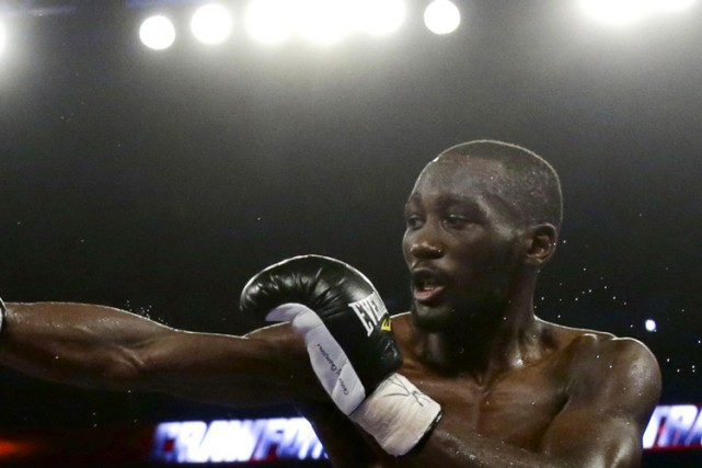 Terence Crawford... (ARCHIVES AP)