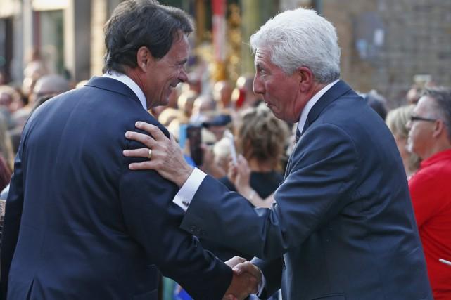 «Pierre Karl fait énormément et je l'apprécie énormément»,... (Photo archives Reuters)