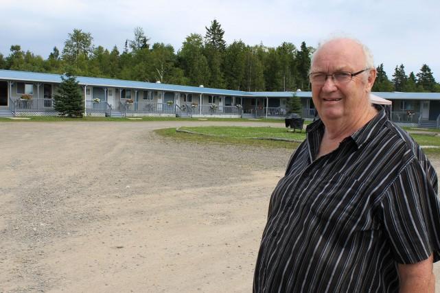 L'ex-maire de Port-Daniel, Robert McInnis, croit que ses... (Collaboration spéciale Gilles Gagné)