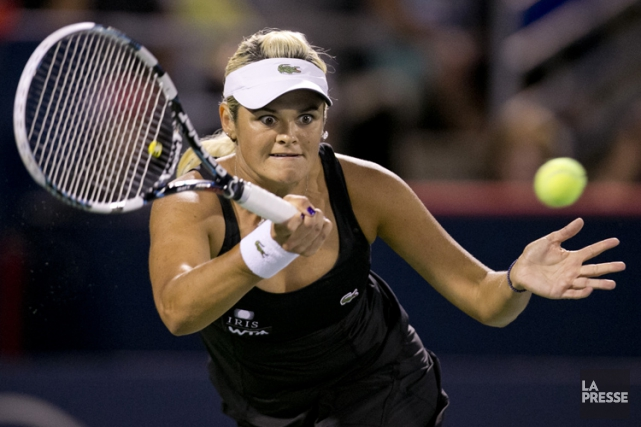 Aleksandra Wozniak... (PHOTO DAVID BOILY, ARCHIVES LA PRESSE)