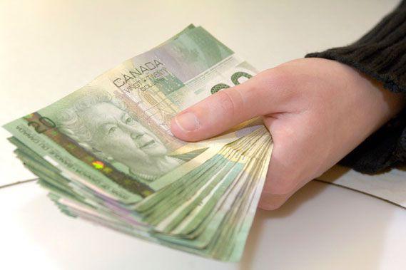 D'après le site de la Banque du Canada,... (Photothèque Le Soleil)