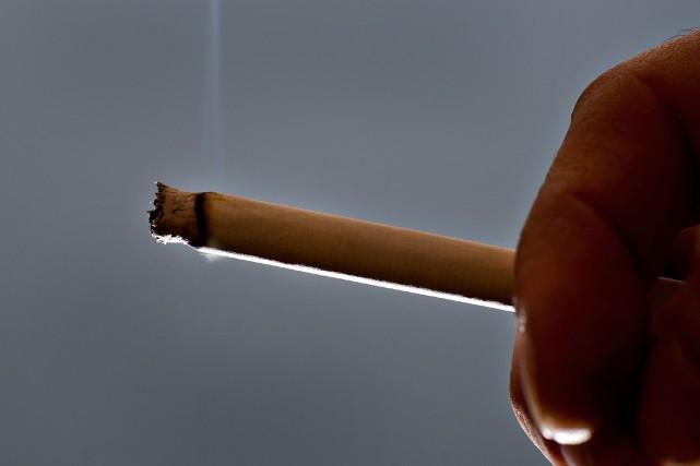 La correspondante Carole Essiambre («Pas de tabac, nulle part!», LeDroit, 27... (PhotoDaniel Acker, archives Bloomberg)