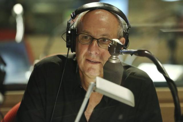 L'animateur de la radio de Radio-CanadaAlain Gravel... (PHOTO MARTIN CHAMBERLAND, ARCHIVES LA PRESSE)