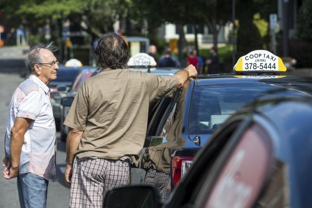 Bien que le service UberX ne soit pas... (Olivier Croteau)