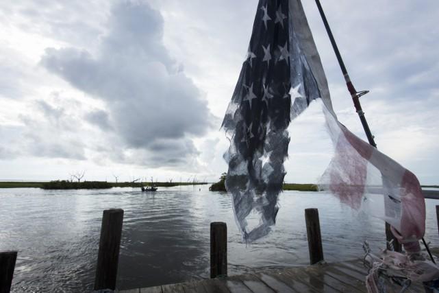 Un climat de peur jamais vu depuis les attentats du 11 septembre s'est emparé... (PHOTO LEE CELANO, archives AFP)