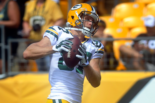 Le receveur étoile des Packers Jordy Nelson ratera... (Photo Vincent Pugliese, AP)