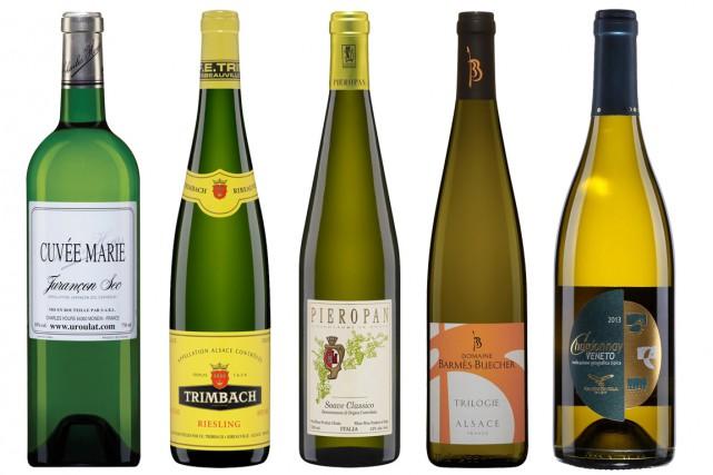 Vous êtes nombreux à vous questionner sur la garde des vins. Lesquels peut-on... (Photo fournie par la SAQ)