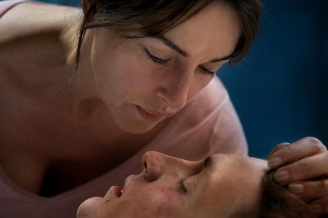 Une image du film Ville-Marie, ici avecMonica Bellucci... (Photo fournie par Max Films Média)