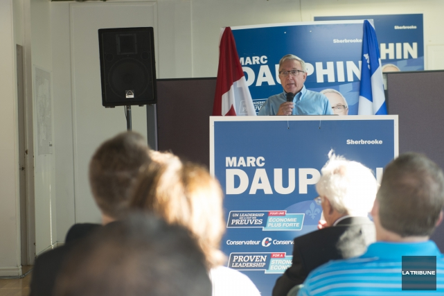 Marc Dauphin... (IMACOM, Julien Chamberland)