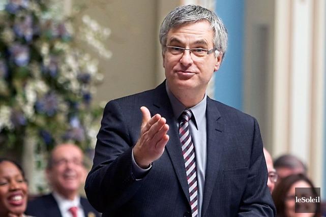 Jean-Marc Fournier (photo), le leader parlementaire du gouvernement,... (Photothèque Le Soleil)