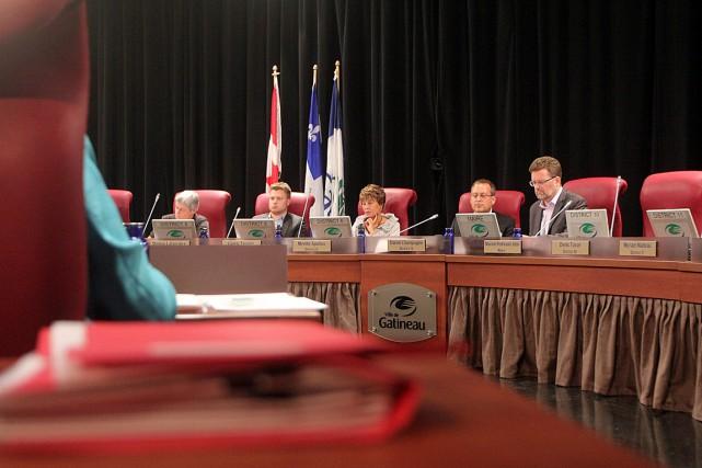 Le conseil municipal a adopté le Plan de... (Étienne Ranger, LeDroit)