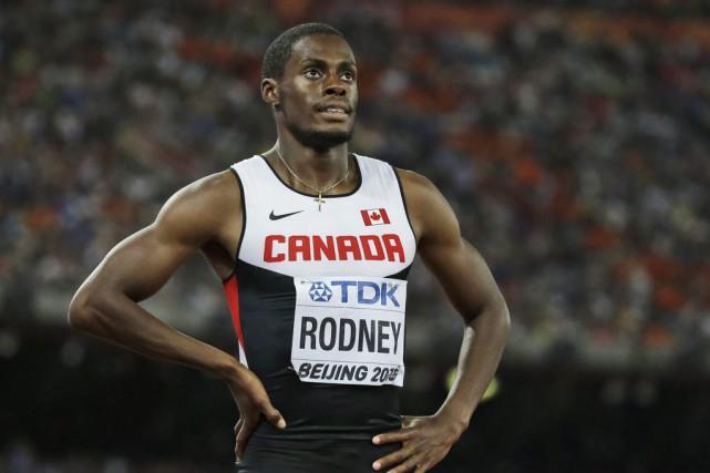 L'Ontarien Brendon Rodney, 23 ans, s'est qualifié pour... (Associated Press)