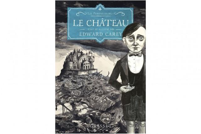 Premier tome de la trilogie Les ferrailleurs, Le château est...