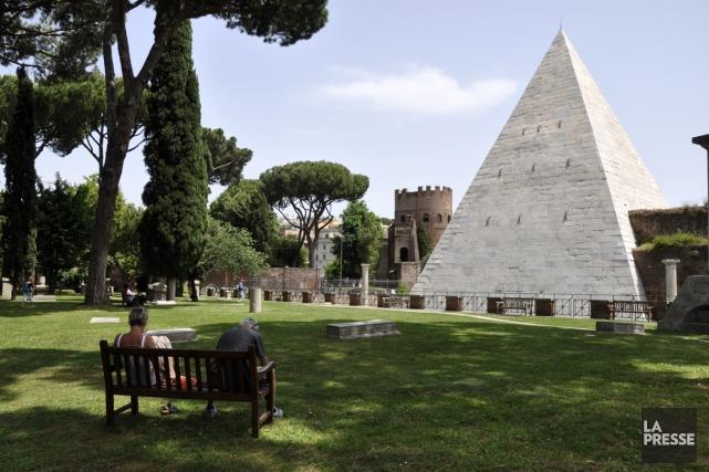 De tous les quartiers de Rome, aucun n'est aussi intimement lié à la nourriture... (Photo Stéphanie Morin, La Presse)