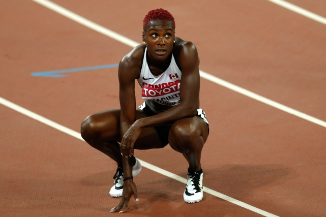 Kimberly Hyacinthe... (Photo Mark Schiefelbein, AP)
