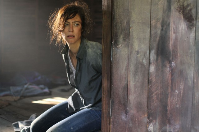 Anna Mouglalis dans Anna, film de Charles-Olivier Michaud.... (PHOTO FOURNIE PAR FILMS SÉVILLE)