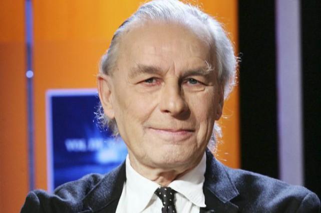 Claude Cabanes en 2005.... (PHOTO ARCHIVES AFP)