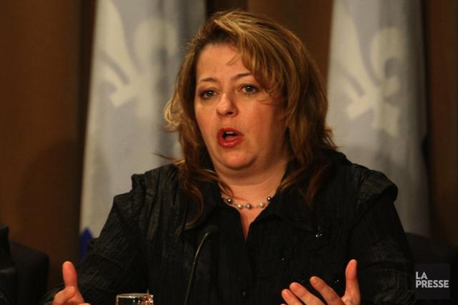 Coup de théâtre à l'Assemblée nationale. La députée d'Arthabaska, Sylvie Roy,...