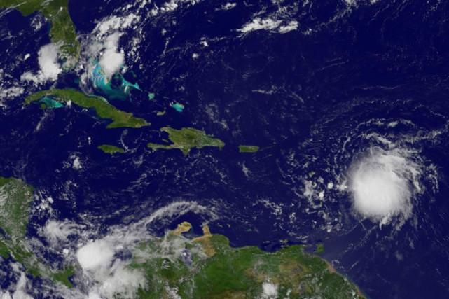 Les autorités haïtiennes ont appelé mercredi les habitants à la plus grande... (PHOTO AFP)