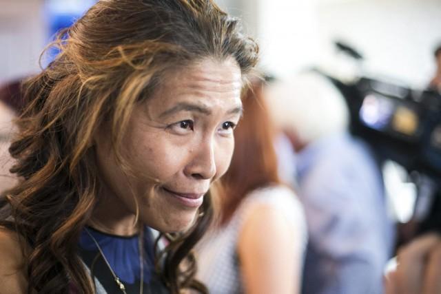 La bâtonnière Lu Chan Khuong a été suspendue... (ARCHIVES LA PRESSE)
