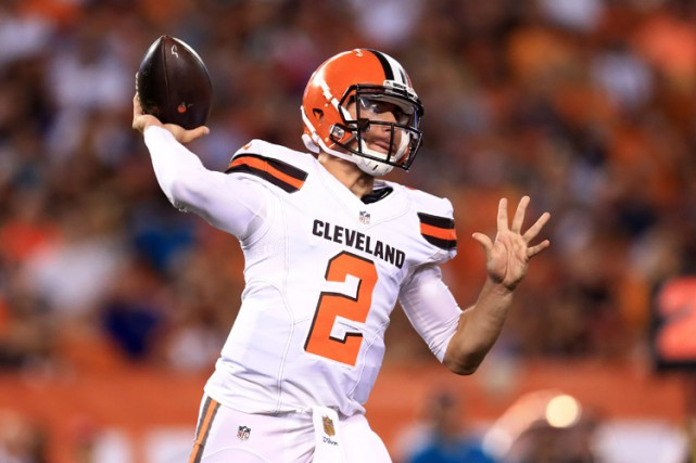 Johnny Manziel... (PHOTO REUTERS)