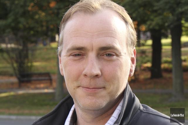 Le président du syndicat, Sébastien Bessette.... (photo archives La Voix de l'Est)