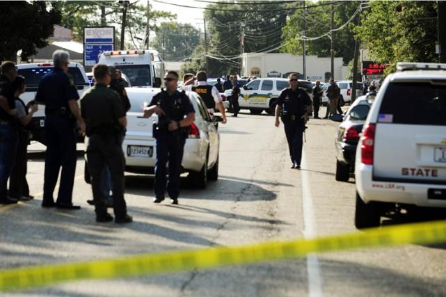 Un homme a poignardé trois personnes à Sunset en Louisiane, tuant l'une d'entre... (PHOTO REUTERS)