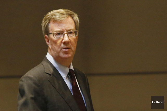 Une coalition demande au maire d'Ottawa Jim Watson... (Simon Séguin-Bertrand, LeDroit)