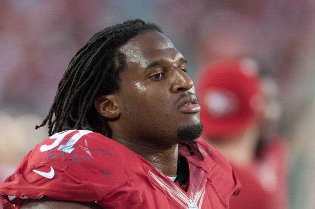 Ray McDonald... (Photo USA Today Sports)