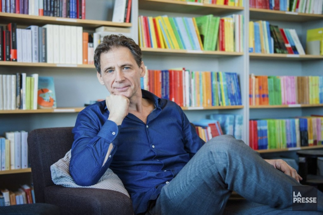 David Lagercrantz... (Archives AFP, Jonathan Nackstrand)